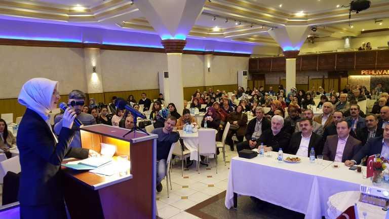 Sema Kırcı - Bihad Konferans 3