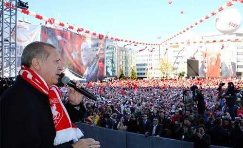 """""""İSTİKRAR ORTAMI KALICI HÂLE GELECEK"""""""