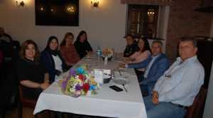 K. PİRECİ LİSESİ PANDERMA PORT HOTEL'DE DAYANIŞMA YEMEĞİNDE