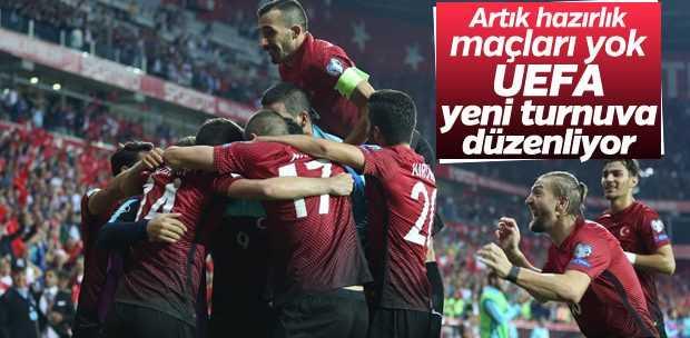 UEFA ULUSLAR LİGİ GRUPLARINI AÇIKLADI