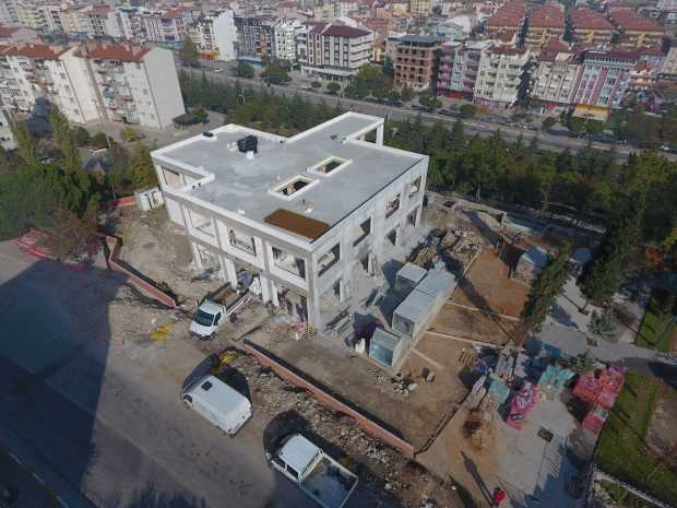 büyükşehir sosyal tesis