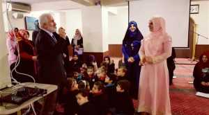 63 HADİS-İ ŞERİF'İ EZBERLEYEREK UMREYE GİTMEYE HAK KAZANDI