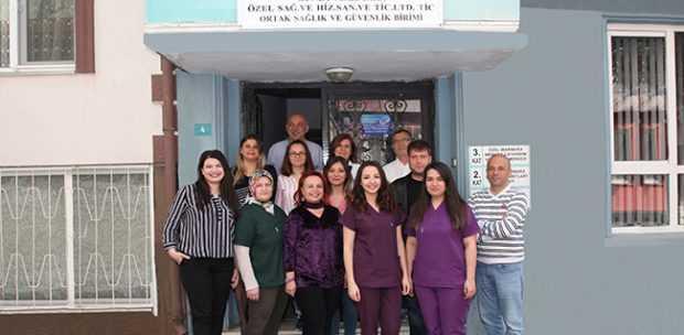 Güney Marmara Sağlık ve Sosyal Hizmetler Bandırma'da OSGB Hizmetleri ve İlk Yardım Eğitimleri Veriyor