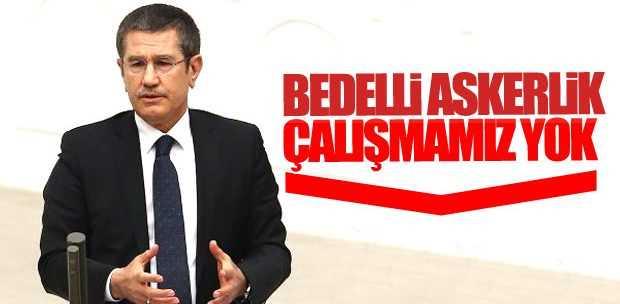 BEDELLİ ASKERLİK MİLLİ SAVUNMA BAKANINA SORULDU