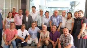 CHP MİLLETVEKİLİ ADAYI ENSAR AYTEKİN BANDIRMA'DA