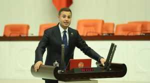 CHP'Lİ AKIN'A TBMM'DE YENİ GÖREV