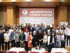 'MEDENİYETİN CÜMLE KAPISI' KONFERANSI DÜZENLENDİ