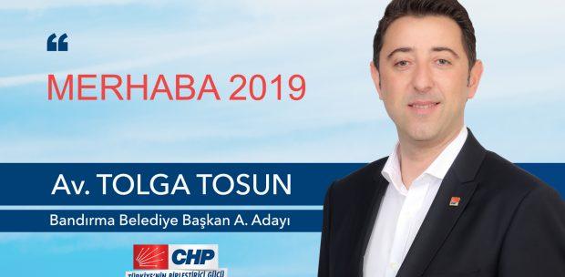 AV. TOLGA TOSUN: MERHABA 2019