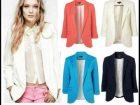 Kadın Ceket Modelleri