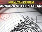 DEPREM BANDIRMA'DAN DA HİSSEDİLDİ