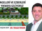 """TOLGA TOSUN: """"ENGELLERİ VE EZBERLERİ YIKMAYA GELİYORUZ"""""""