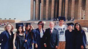 BANDIRMA'NIN SESİ GAZETESİ SOSYAL SORUMLULUK PROJESİ KAPSAMINDA ÖĞRENCİLERİ ANITKABİR'E GÖTÜRDÜ