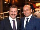 MÜSİAD BAŞKANI ALİ ŞENGÜL, YÜCEL YILMAZ'I TEBRİK ETTİ