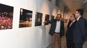 """TARİHİ BALIKESİR ESKİ LİSESİ BİNASI'NDA """"15 TEMMUZ DESTANI"""" PANEL VE SERGİSİ"""