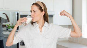 5 Maddede Süt İçmenin Yararları