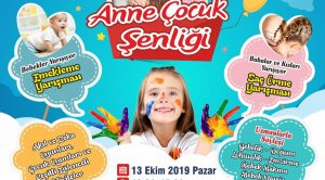 KARESİ KENT KONSEYİ'NDEN ANNE ÇOCUK ŞENLİĞİ
