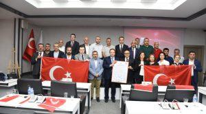 KARESİ BELEDİYE MECLİSİ'NDEN BARIŞ PINAR'I HAREKATI'NA DESTEK