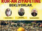 """BANDIRMA MÜFTÜLÜĞÜ VE MÜSİAD """"KUDÜS SOHBETİ"""" PROGRAMI DÜZENLİYOR"""
