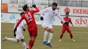 SİVAS BELEDİYESPOR 3 – 0 BANDIRMASPOR