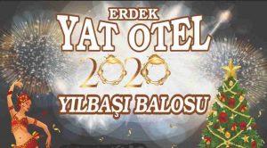 ERDEK YAT OTEL 2020 YILBAŞI BALOSU