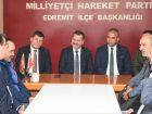 EDREMİT'TE BİRLİK BERABERLİK VURGUSU