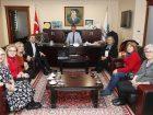 BELEDİYE BAŞKANI AV. TOLGA TOSUN'A ZİYARETLER
