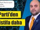 BANDIRMA İYİ PARTİ'DE İSTİFA ŞOKU