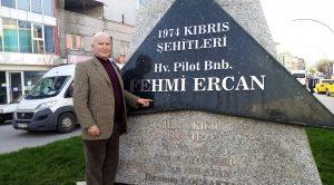 GÖNEN'DEKİ KIBRIS ŞEHİTLERİ ANITI YENİLENDİ