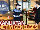 81 İL VALİLİĞİNE HAFTALIK TEMATİK DENETİM GENELGESİ