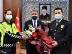 VALİ ŞILDAK POLİS HAFTASINI KUTLADI