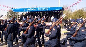 BANDIRMA'DA 17 EYLÜL KURTULUŞ TÖRENLERİ YAPILDI